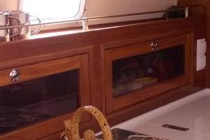 renowacja tapicerki jachtu 10