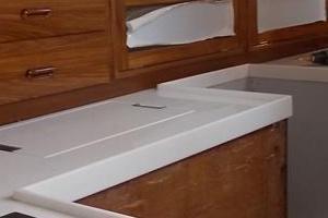 renowacja tapicerki jachtu 3